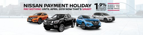 Nissan Payment Holiday
